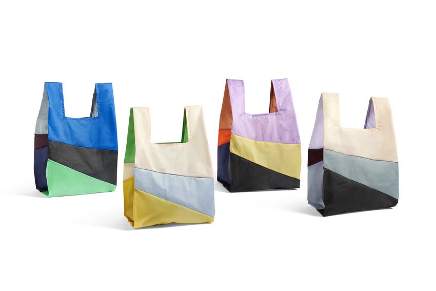 Six-colour bag L no. 4