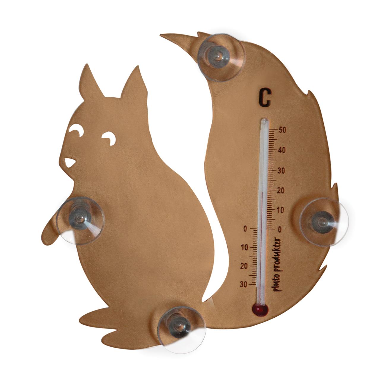 Thermometer eekhoorn