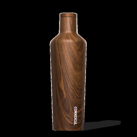 Canteen 750 ml walnut wood