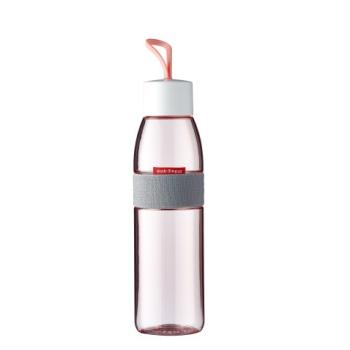 Waterfles ellipse 500ml nordic pink