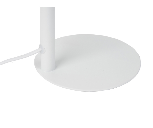Floor lamp stark matt white