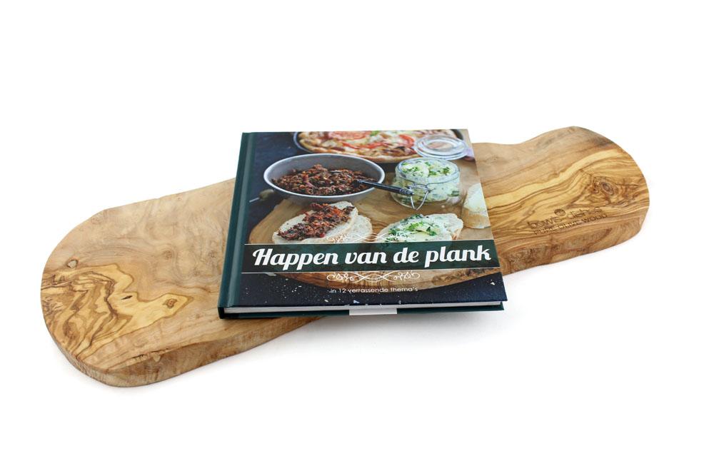 Happen van de plank