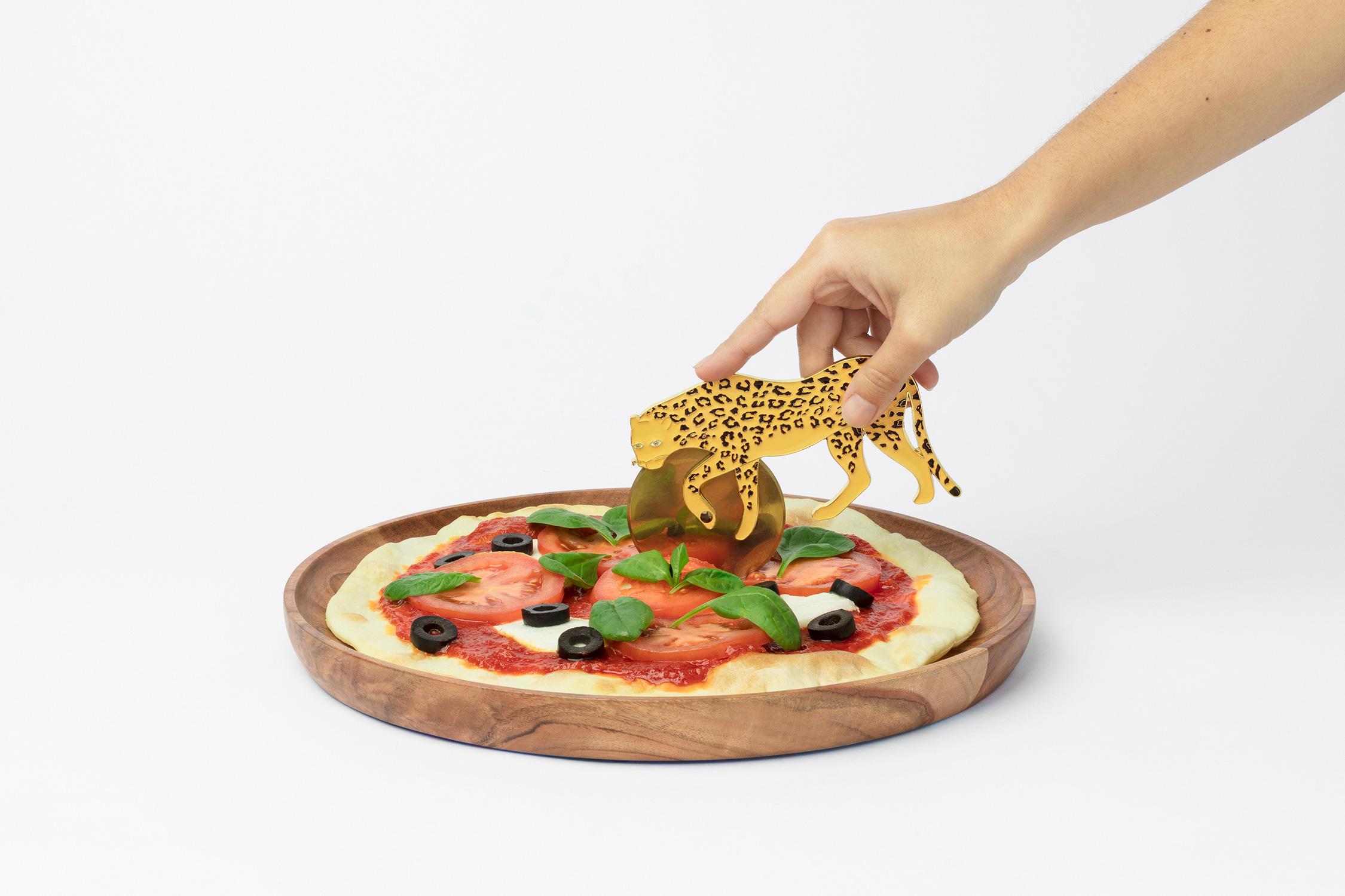 Savanna pizza cutter guepard