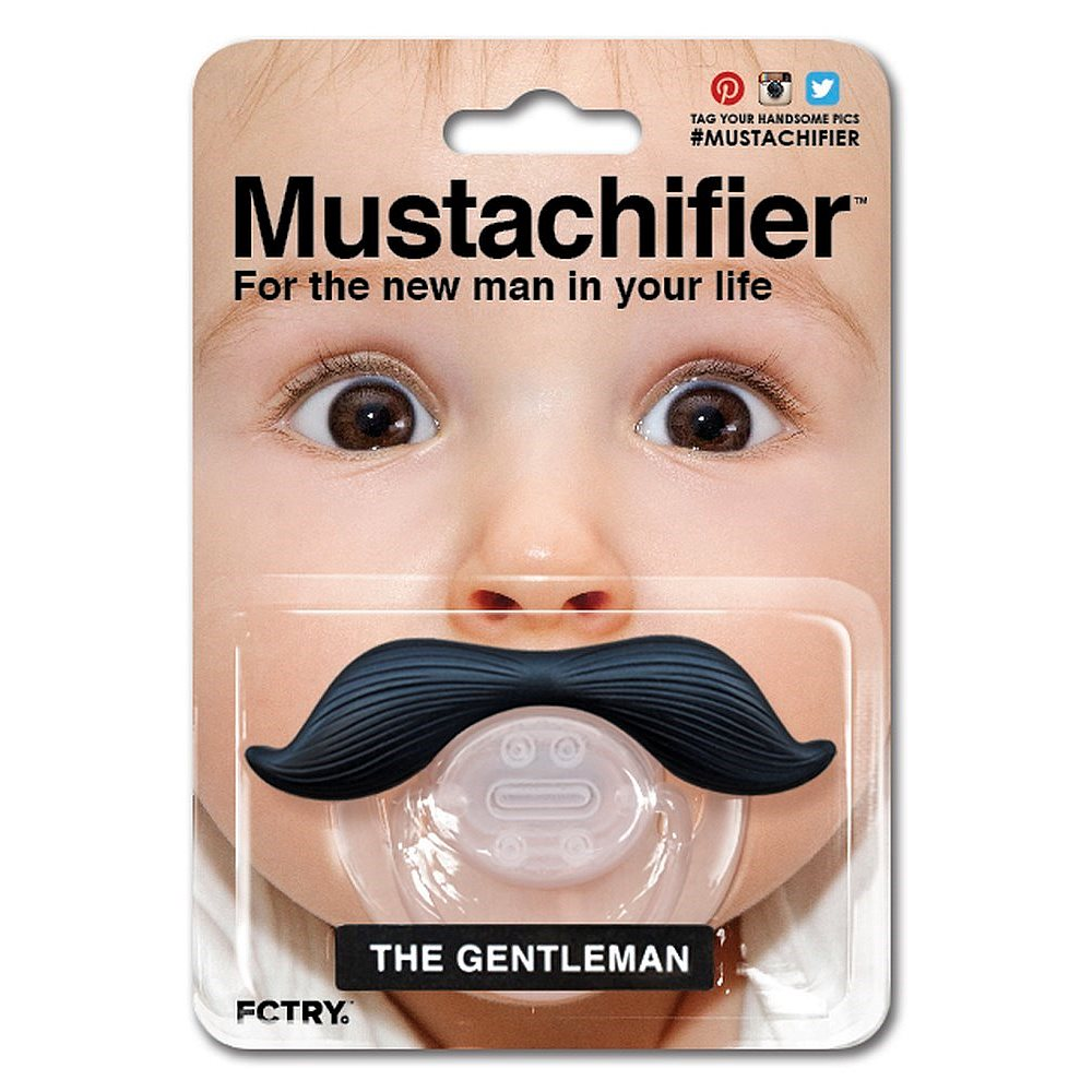 Mustachifier the gentleman