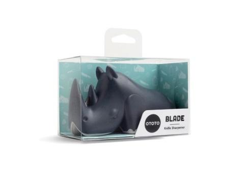 Blade messenslijper charcoal