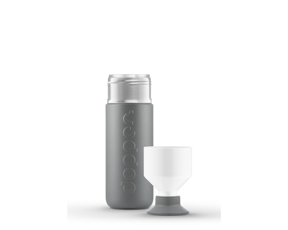 Dopper insulated 580ml glacier grey