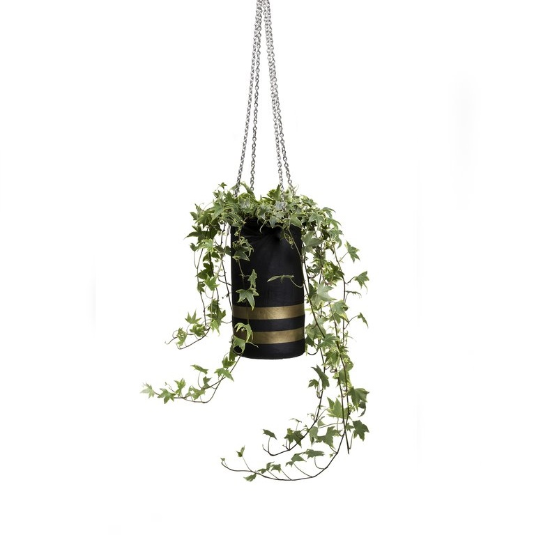 Punch bag planter