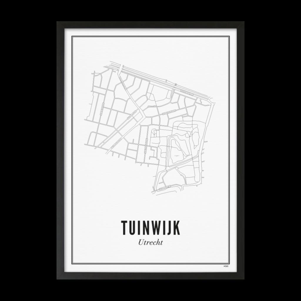 Utrecht Tuinwijk A4