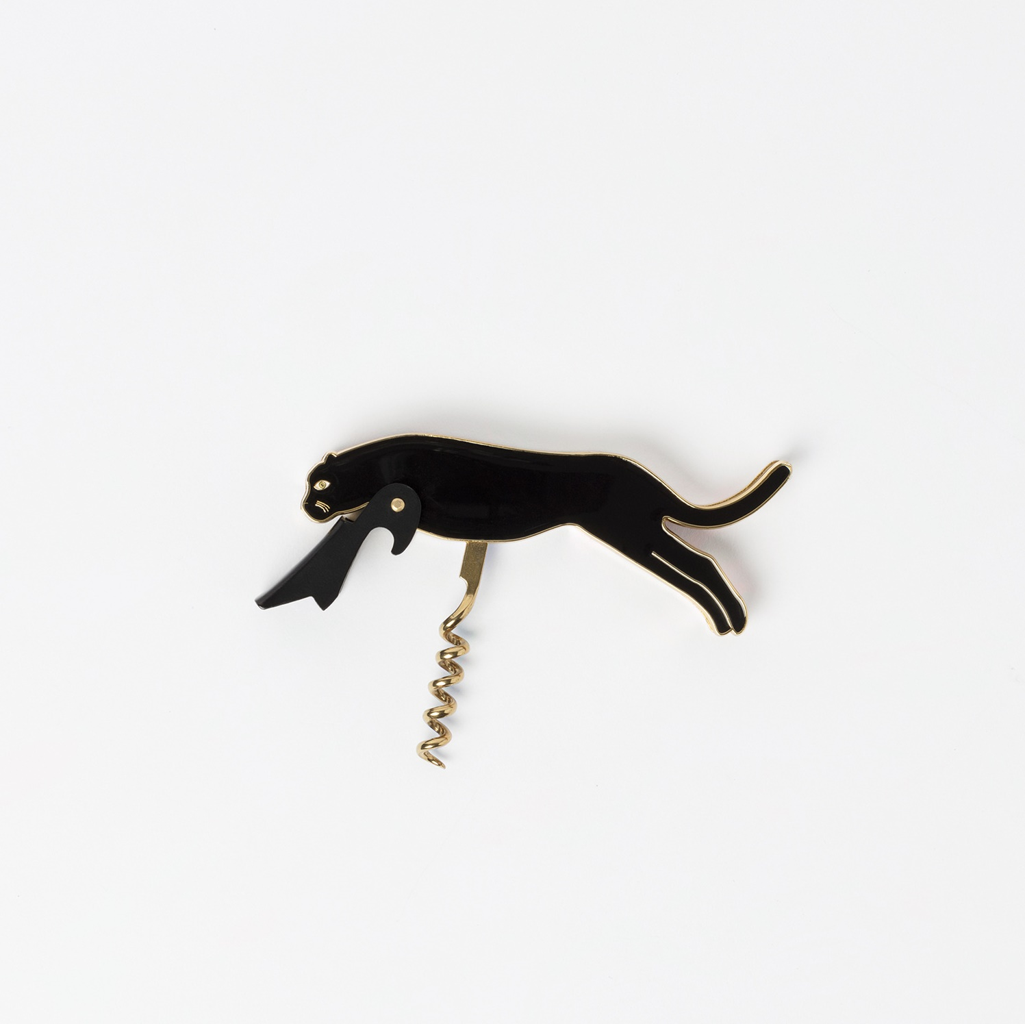 Savanna corkscrew panther