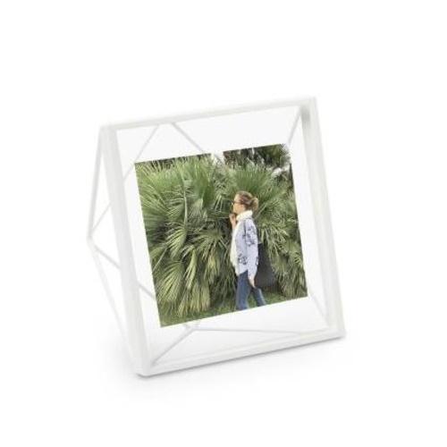 Prisma 4x4 photo display white