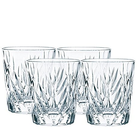Whiskey glas set of 4 Imperial