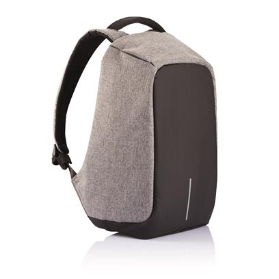 Bobby XL anti-theft backpack grijs