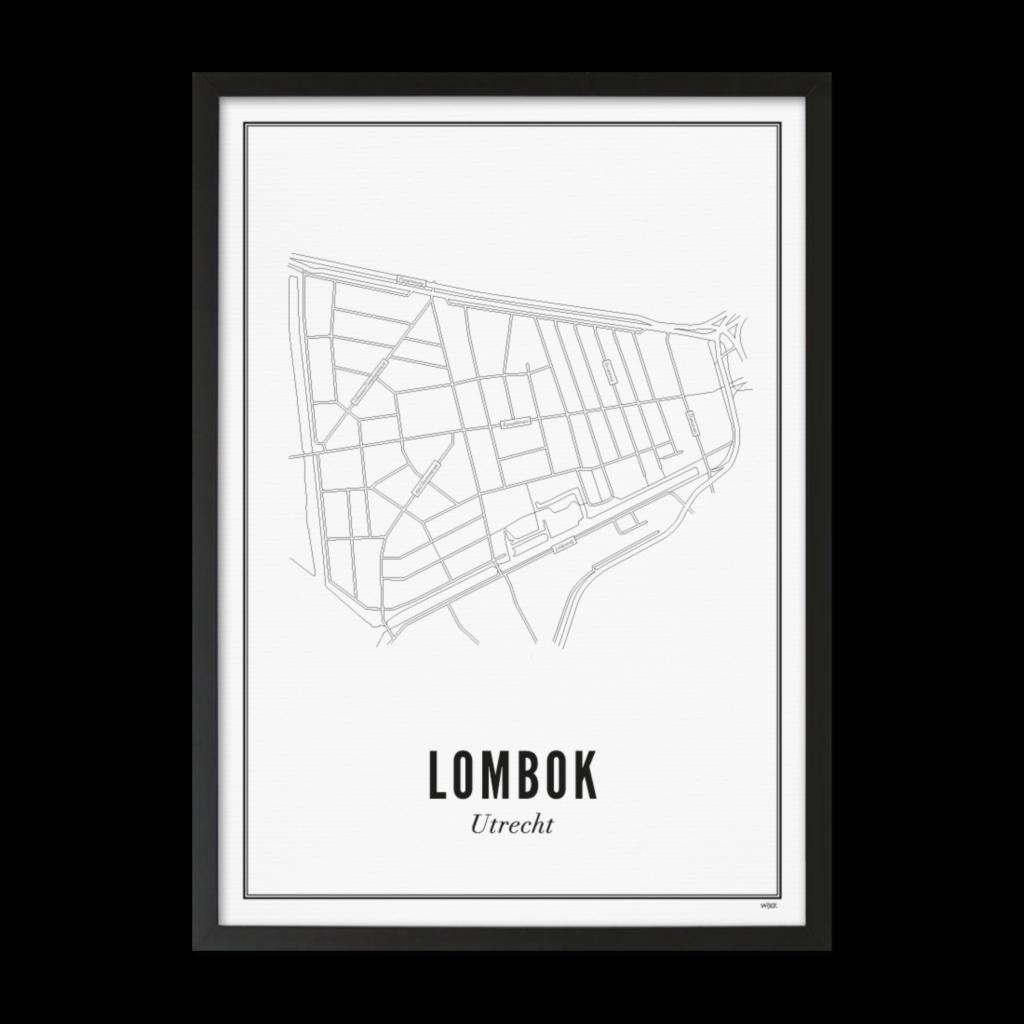 Utrecht Lombok 30x40