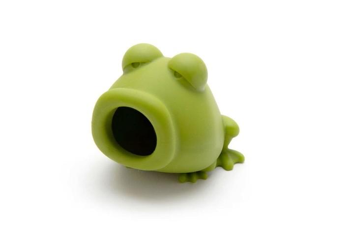 Yolk frog