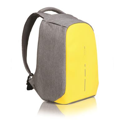Bobby compact anti-theft backpack yellow