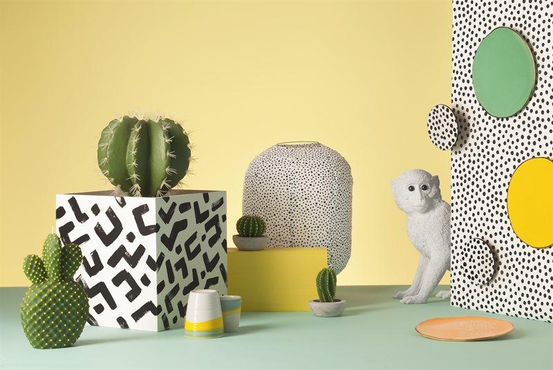Cactus jar large