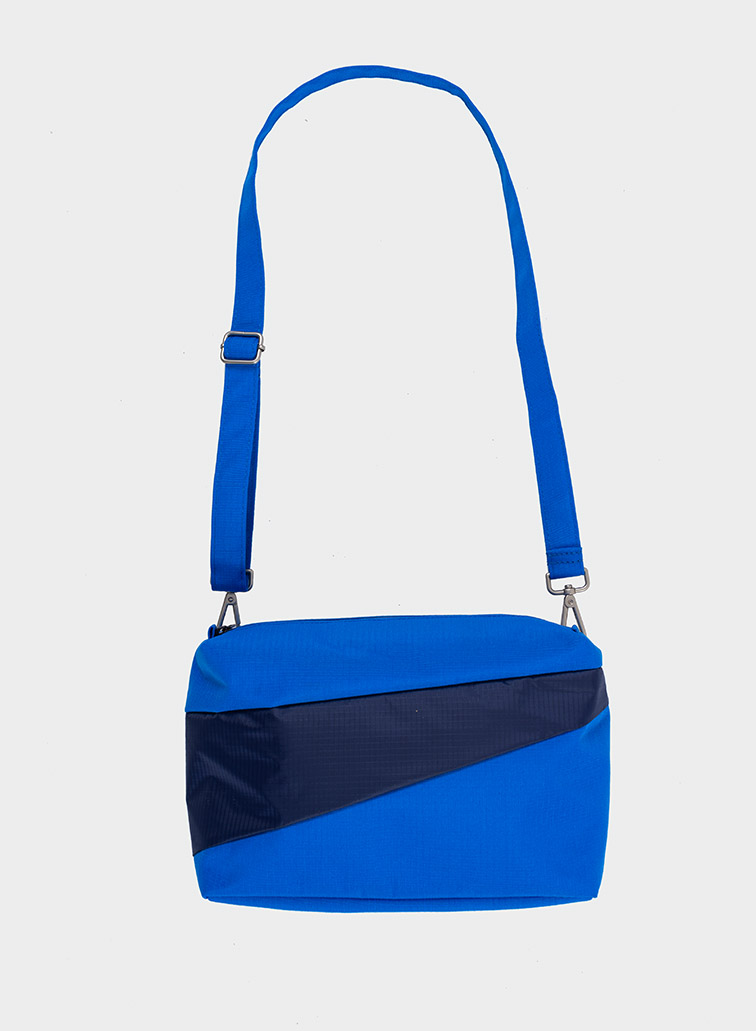 Bum bag blue & navy M