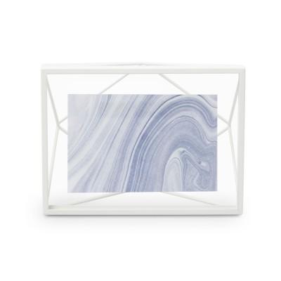 Prisma 4x6 photo display white