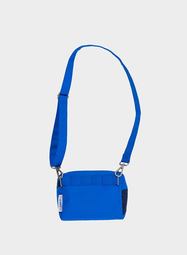 Bum bag blue & navy S