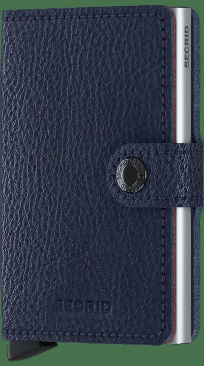 Mini wallet veg navy