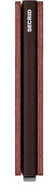 Slim wallet nile brown