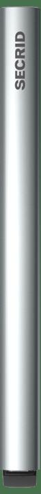 Cardprotector laser logo brushed silver