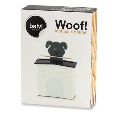Woof! Toothpick holder