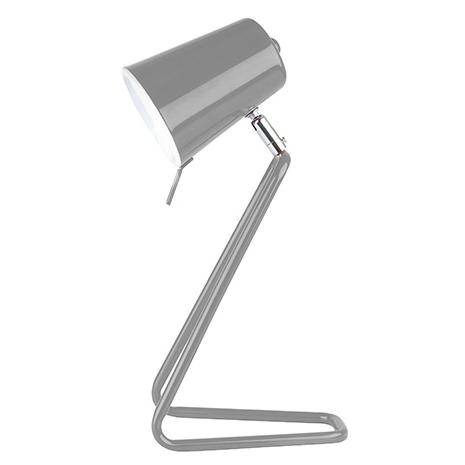 Table lamp Z dark grey