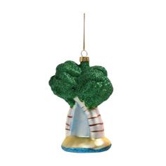 Tropical ornaments set of 3