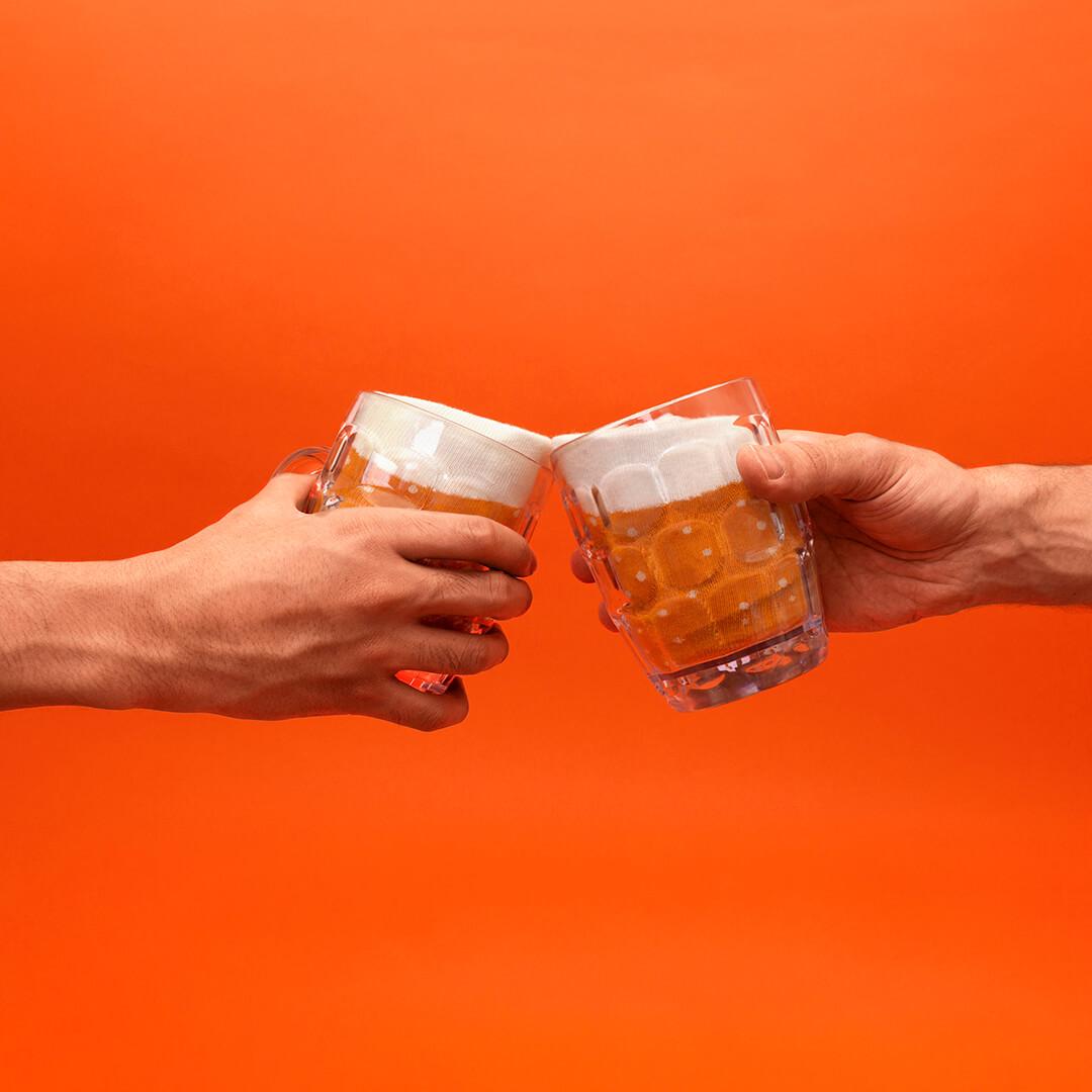Bier sokken ale