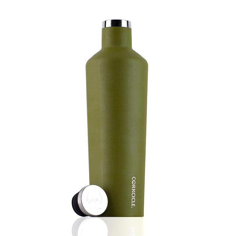 Canteen waterman olive 750 ml
