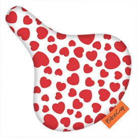 Bikecap love you more red