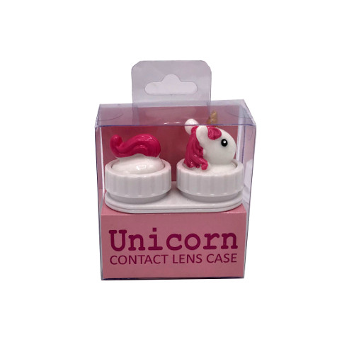 Lens case unicorn