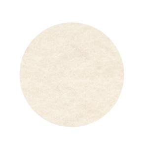 Onderzetter 16cm white 03