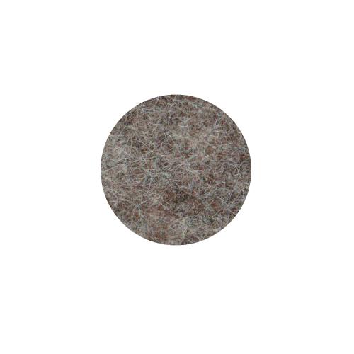 Onderzetter 9cm light brown mix 09