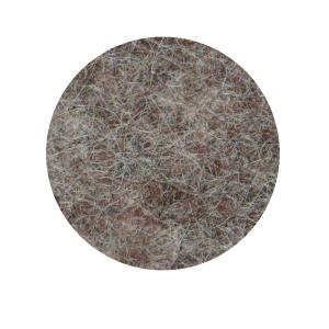 Onderzetter 16cm light brown mix 09