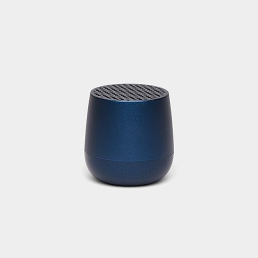 Mino bluetooth speaker dark blue