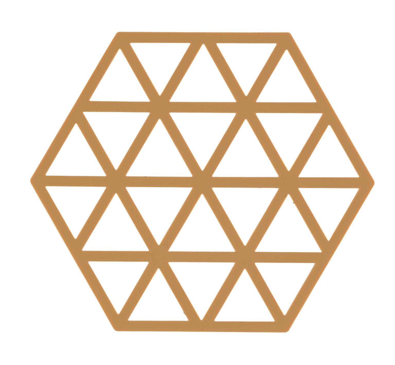 Trivet butterscotch triangles