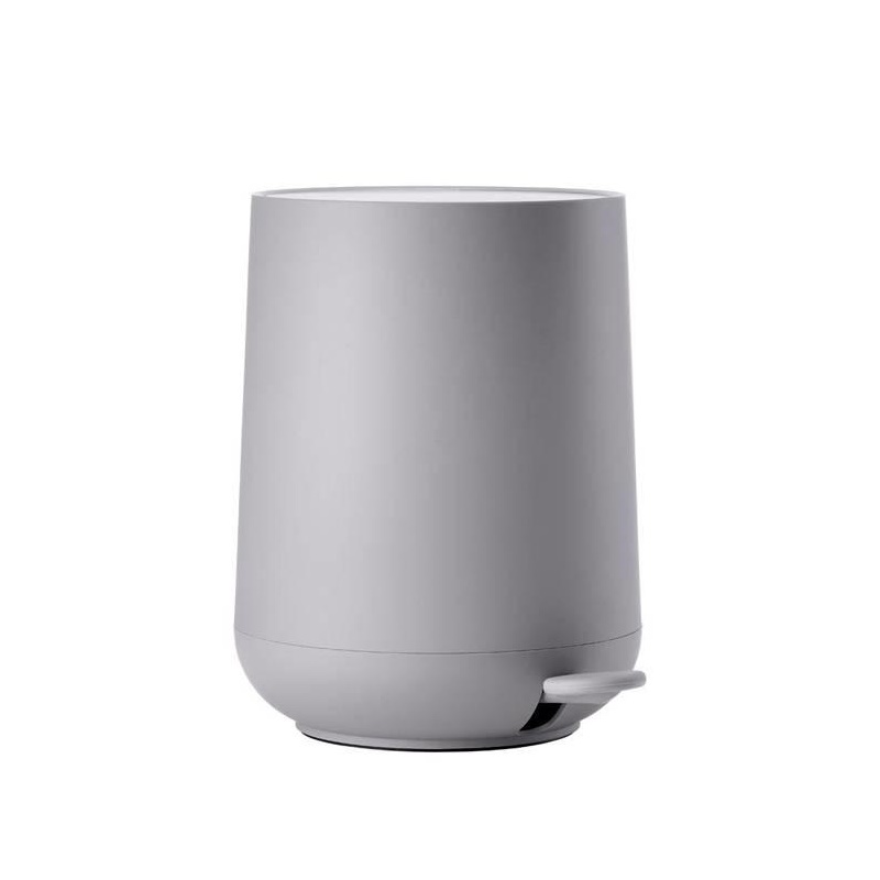 Pedal bin gull grey nova one 5 L
