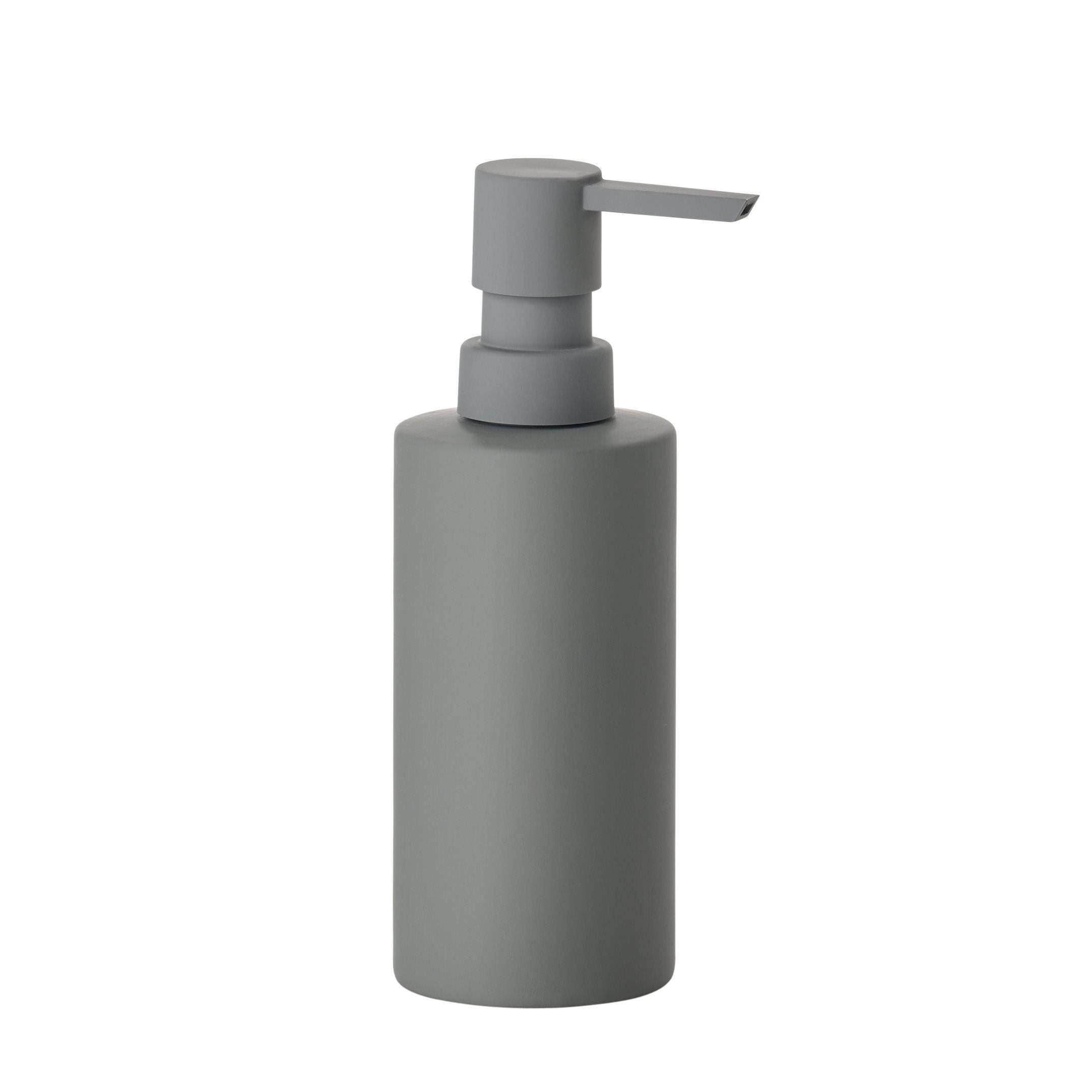 Soapdispenser solo grey
