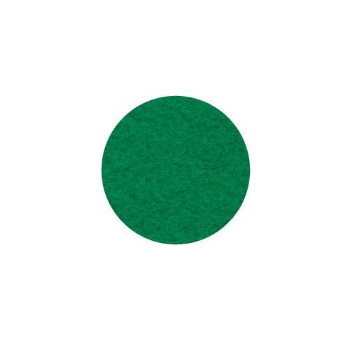 Onderzetter 9cm clover green 40