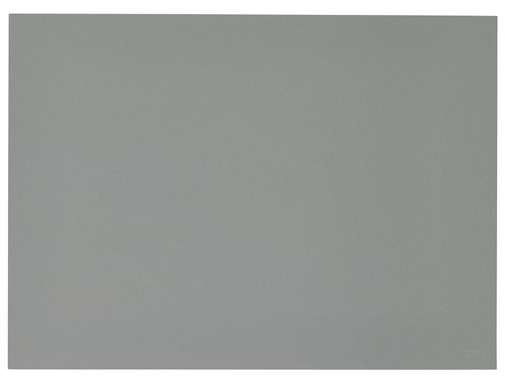 Lino placemat ash grey