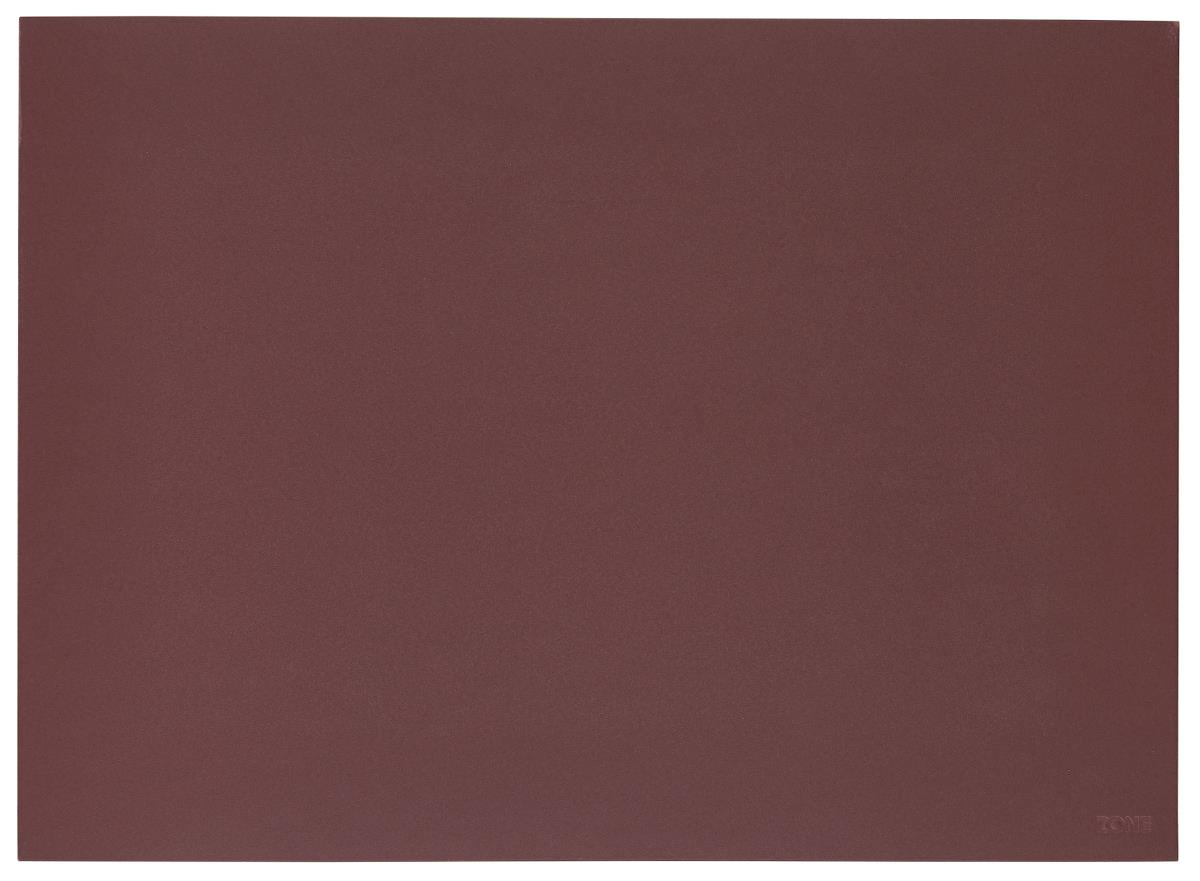 Lino placemat burgundy