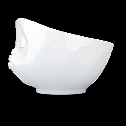 Bowl kissing
