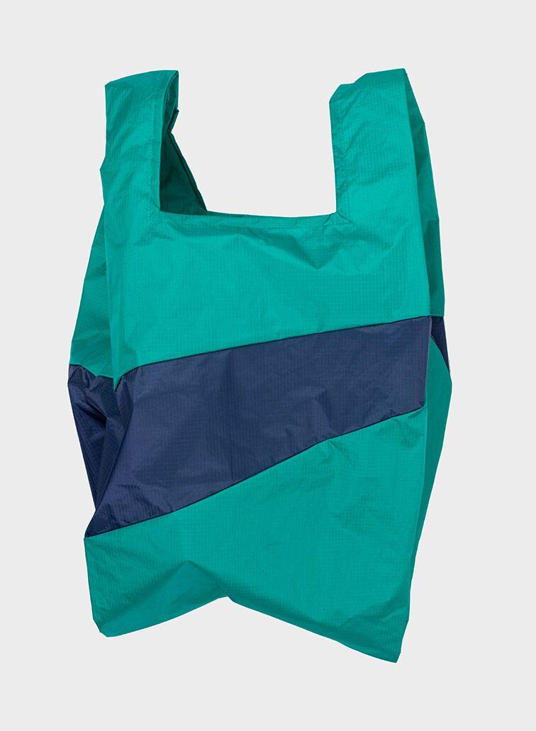 Shoppingbag 2014 seaweed & ocean horizons L