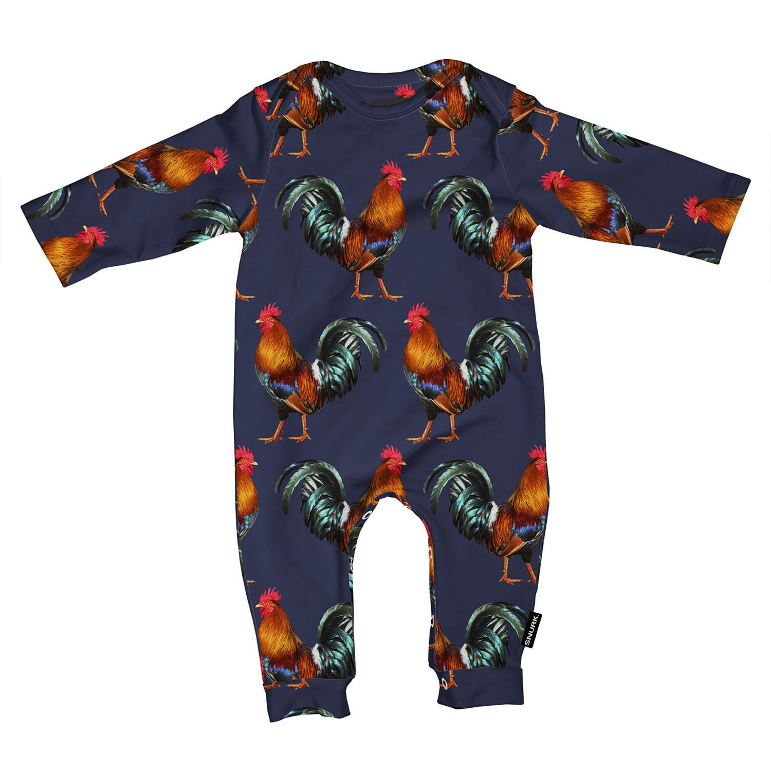 Jumpsuit rooster maat 62
