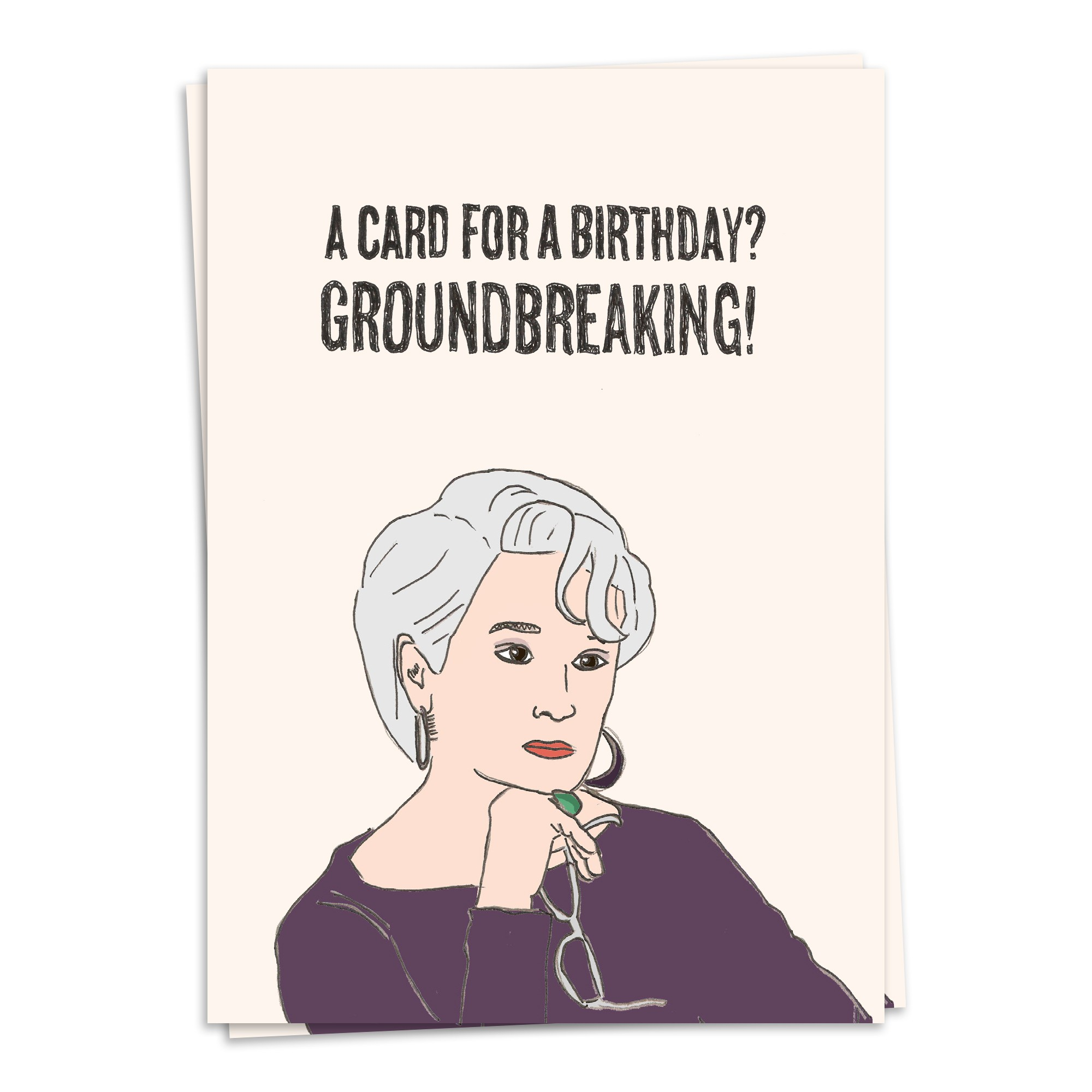 Birthday - groundbreaking