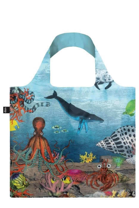Loqi bag KS Williams Great barrier reef
