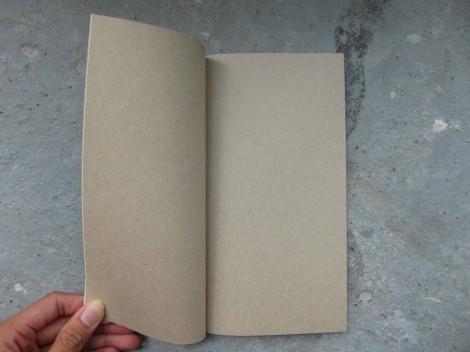 Midori refill 014 kraft paper