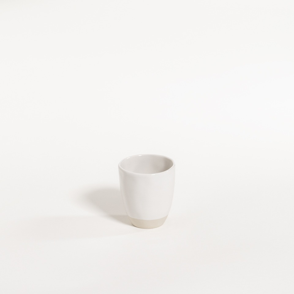 atelier - cup (no handle) milk